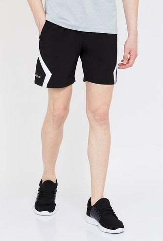 KAPPA Printed Elasticated Regular Fit Hydroway Shorts