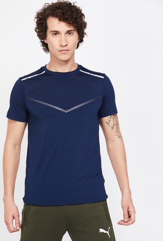KAPPA Solid Short Sleeves Hydroway Regular Fit T-shirt
