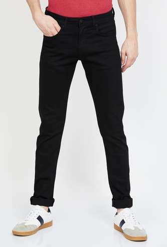 PEPE JEANS Soho Solid Skinny Fit Jeans