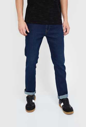 ARROW SPORT Solid Slim Fit Jeans