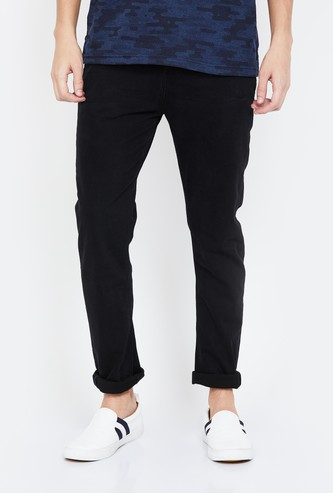 UNITED COLORS OF BENETTON Solid Regular Fit Jeans