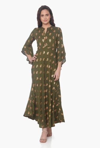 RAISIN Women Printed Maxi Dress