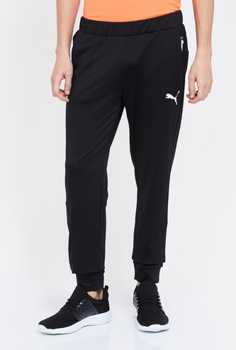 PUMA Solid Elasticated Joggers