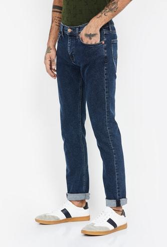 LEE Solid Slim Fit Jeans