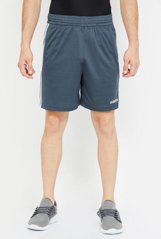 ADIDAS Printed Elasticated Regular Fit Shorts
