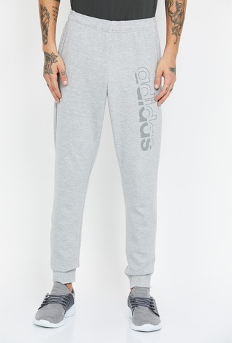 ADIDAS Printed Regular Fit Joggers