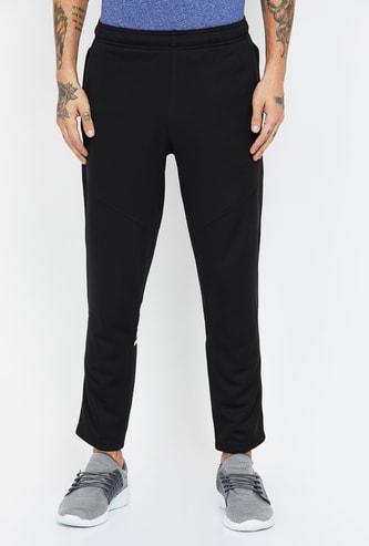 ADIDAS Striped Regular Fit Track Pants