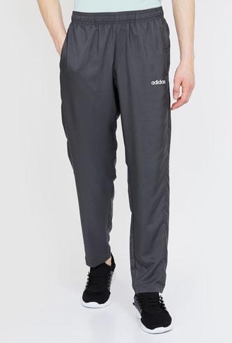 ADIDAS Solid Regular Fit Track Pants