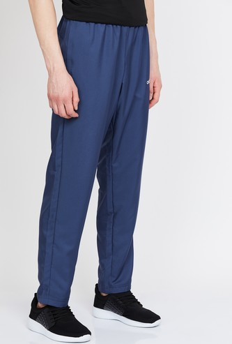 ADIDAS Solid Elasticated Regular Fit Track Pants