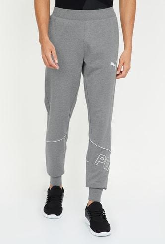 PUMA Printed Regular Fit Joggers