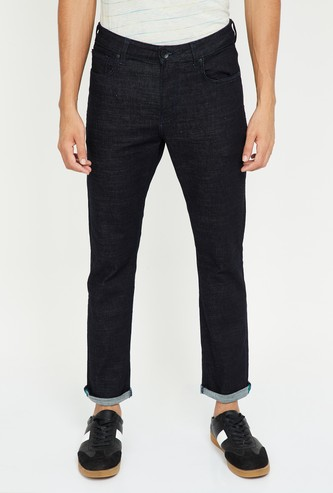 UNITED COLORS OF BENETTON Solid Slim Fit Jeans