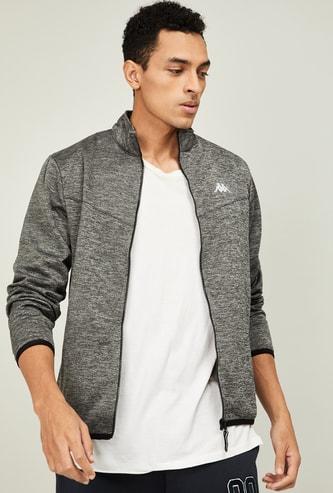 KAPPA Men Solid Sweatshirt