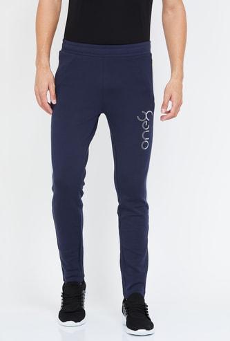 PUMA Men Printed Elasticated Regular Fit Track Pants