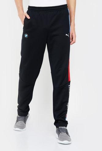 PUMA Men Printed Elasticated Track Pants