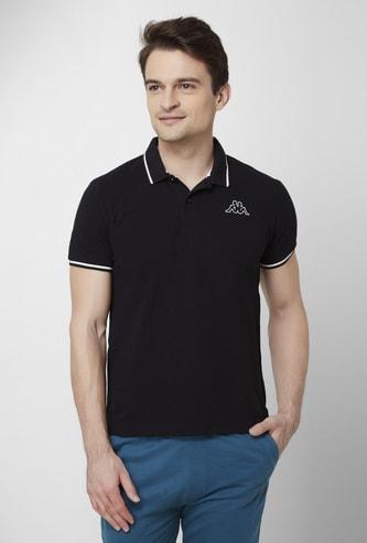 KAPPA Polo Neck T-Shirt