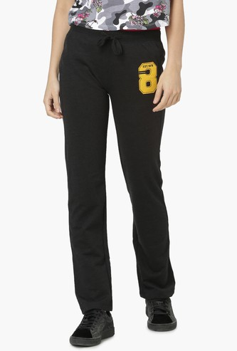 MAX Knitted Regular Fit Trackpants