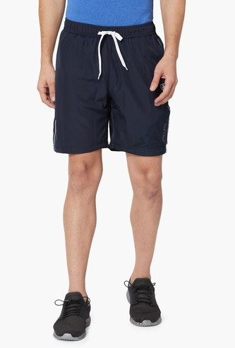 MAX Panelled Piping Detailed Training Shorts