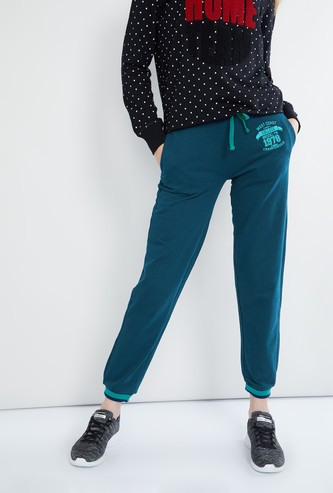 MAX Speckled Texture Joggers