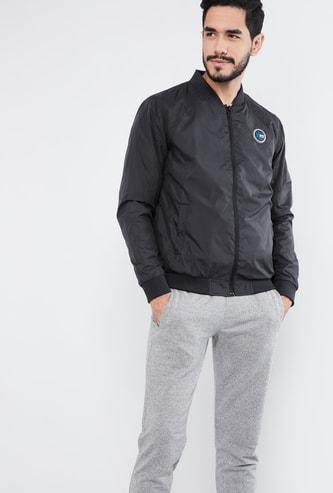 MAX Zip-up Bomber Jacket