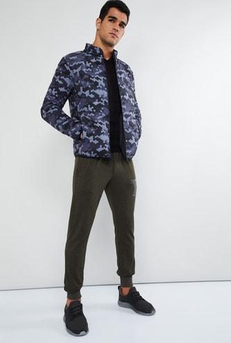 MAX Camouflage Printed Jacket
