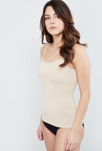 MAX Solid Adjustable Camisole