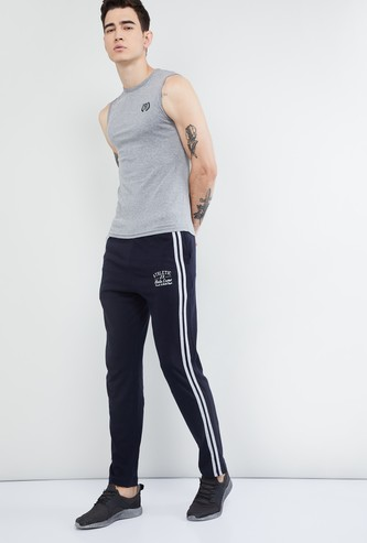 MAX Solid Sleeveless T-shirt