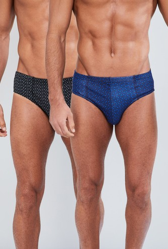 MAX Printed Briefs - Set of 2 Pcs.