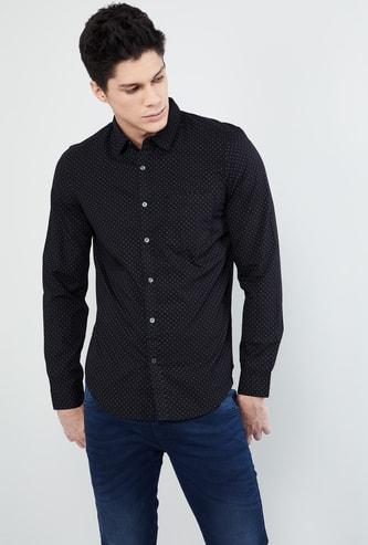 MAX Printed Cotton Shirt