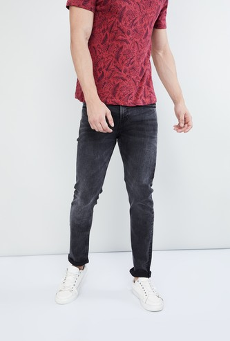 MAX Solid Light Fade Jeans