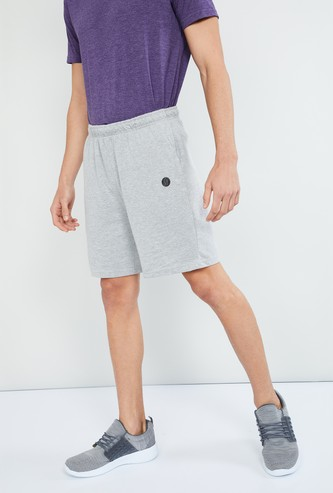 MAX Melange Knitted Shorts