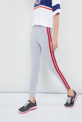 MAX Tape Detail Track Pants