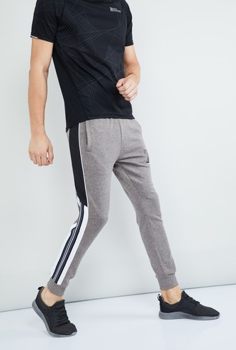 MAX Paneled Knitted Track Pants