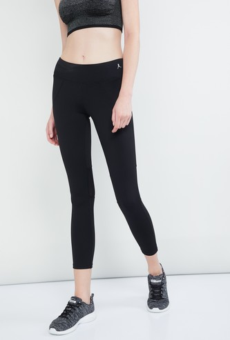 MAX Panelled Cropped Tights