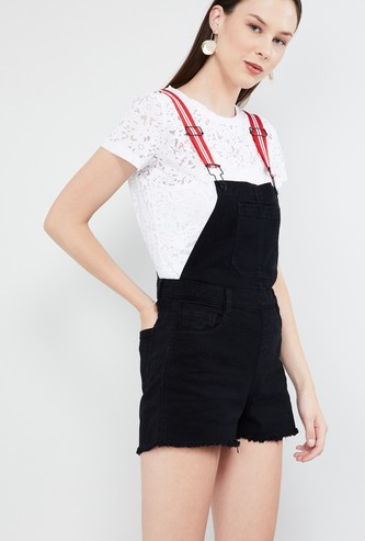 MAX Solid Dungaree