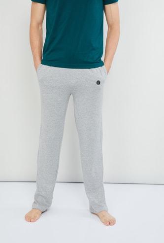 MAX Heathered Pyjamas with Insert Pockets