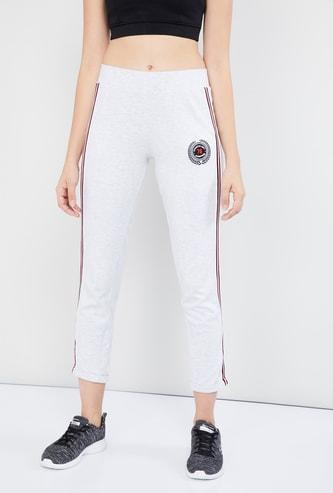 MAX Panelled Slim Fit Track Pants