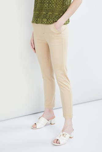 MAX Solid Chinos