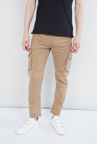 MAX Solid Cargo Trousers