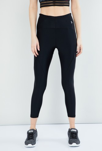 MAX Solid Cropped Tights