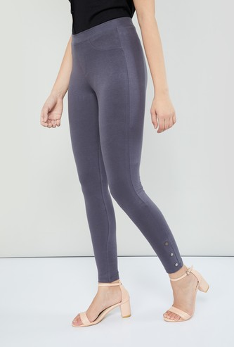 MAX Textured Skinny Fit Treggings