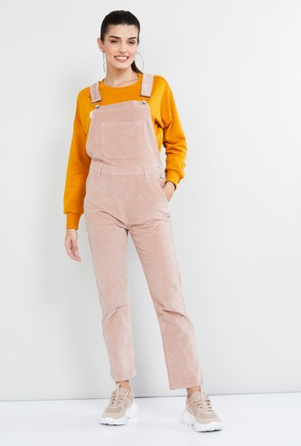 MAX Solid Full-Length Dungaree