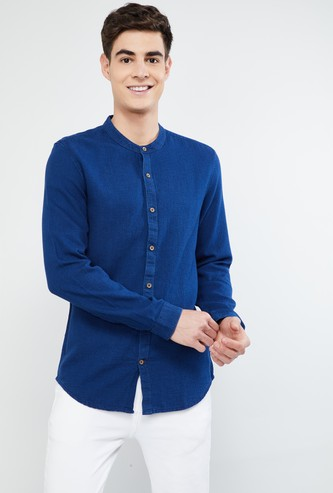 MAX Textured Shirt Kurta