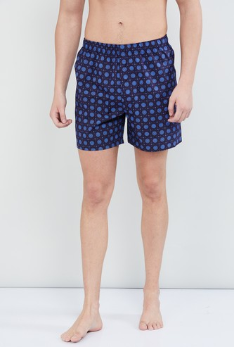 MAX Printed Woven Boxers