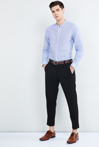 MAX Striped Slim Fit Formal Shirt