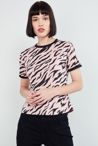 MAX Animal Printed T-shirt