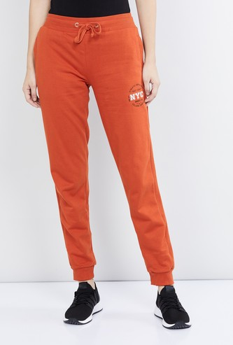 MAX Solid Joggers with Insert Pockets