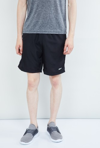 MAX Solid Elasticated Waist Shorts