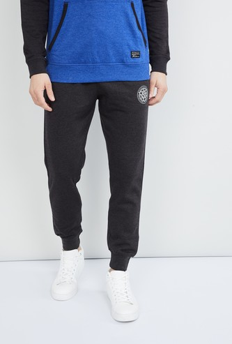 MAX Solid Joggers with Drawstring