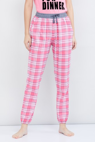MAX Checked Lounge Pants