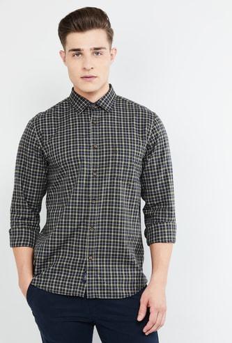MAX Checked Regular Fit Casual Shirt